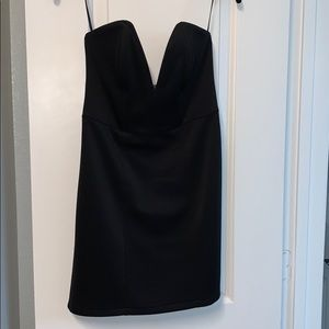 Forever 21 Dresses - Sexy Plunging V Strapless Mini Dress